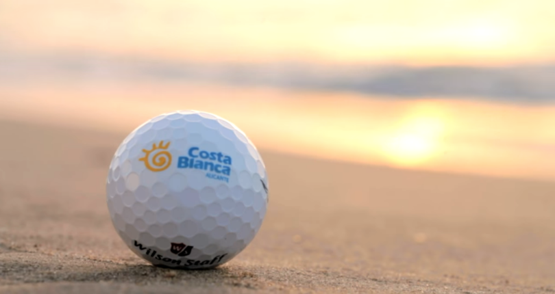 Costa Blanca is a land of golf